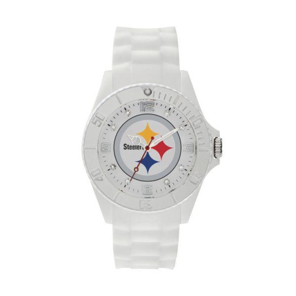 Sparo Cloud Pittsburgh Steelers Women's Watch