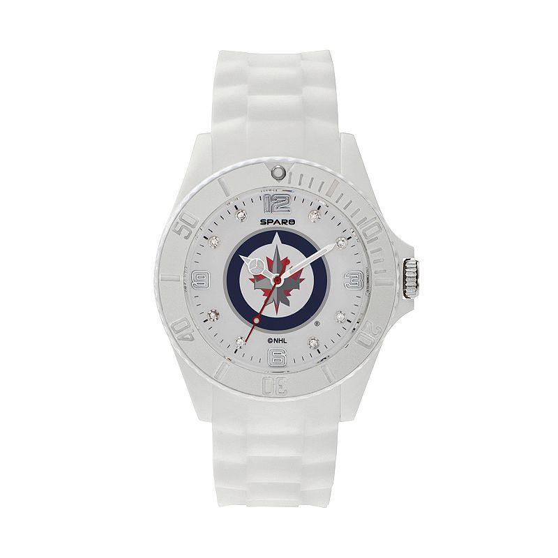 Sparo Cloud Winnipeg Jets Women's Watch