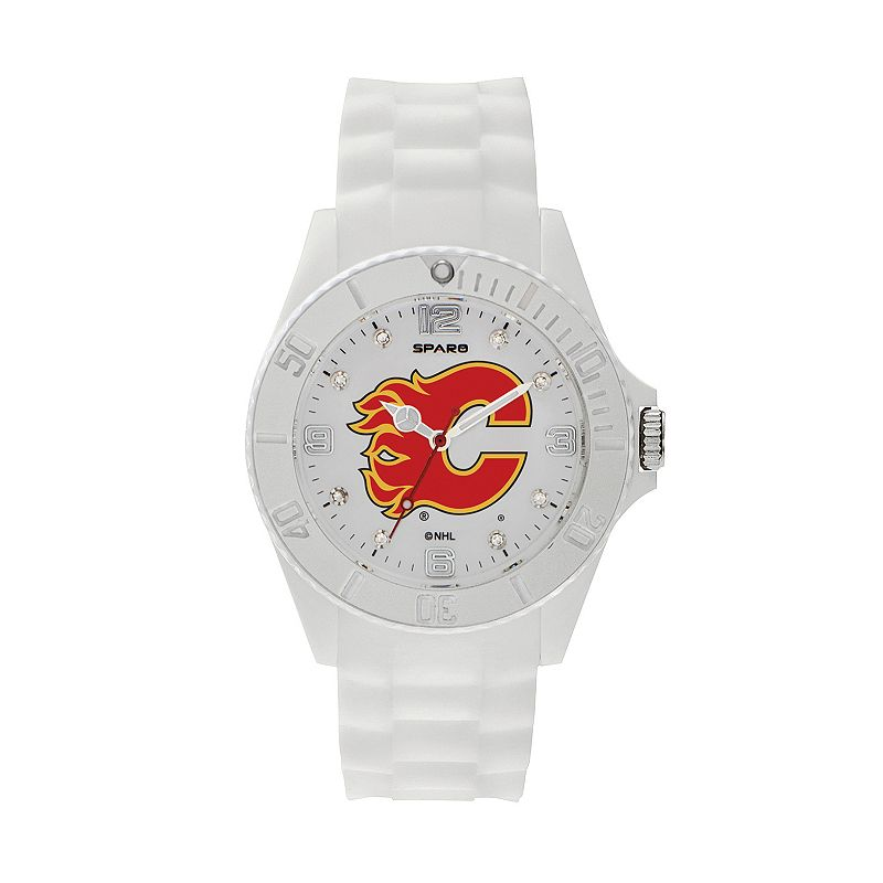 Sparo Cloud Calgary Flames Women's Watch