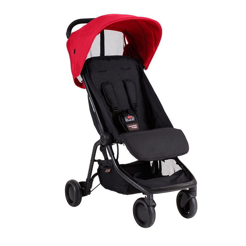 Mountain Buggy Nano Stroller, Red Other