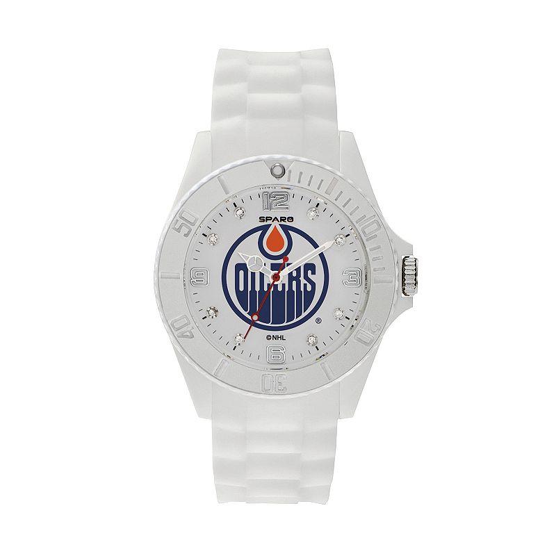 Sparo Cloud Edmonton Oilers Women's Watch