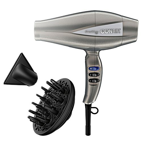 Conair Infiniti Pro Styling Dryer ~ Conair infiniti pro q brushless hair dryer multicolor