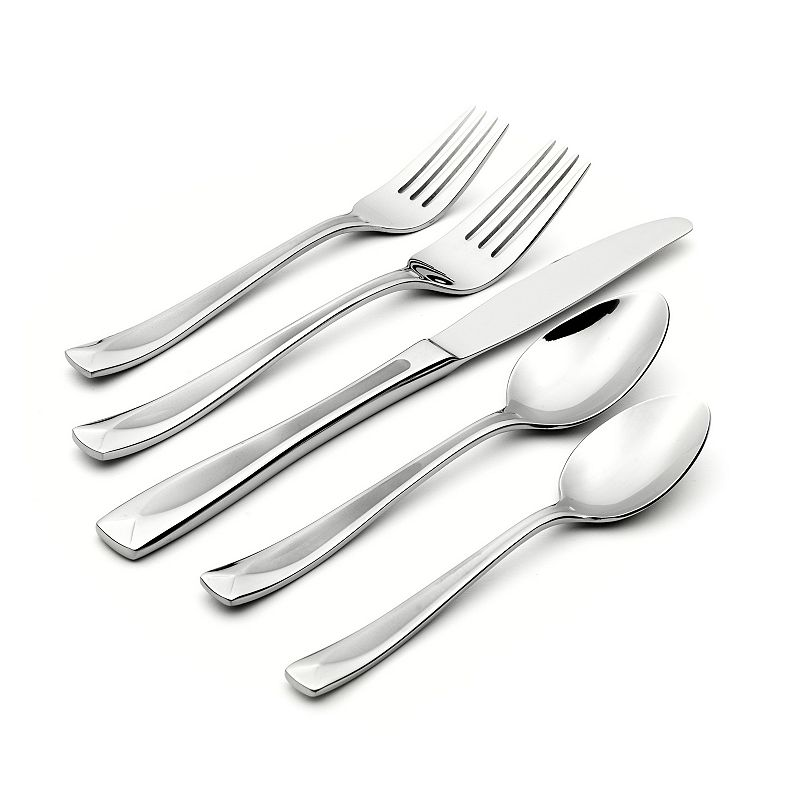 Oneida Satin Lincoln 20-pc. Flatware Set