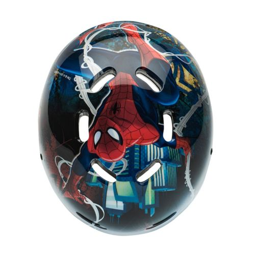 Marvel Ultimate Spider-Man Multisport Helmet by Bell Sports - Kids
