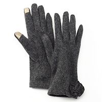 Manhattan Accessories Co. Wool Tech Gloves