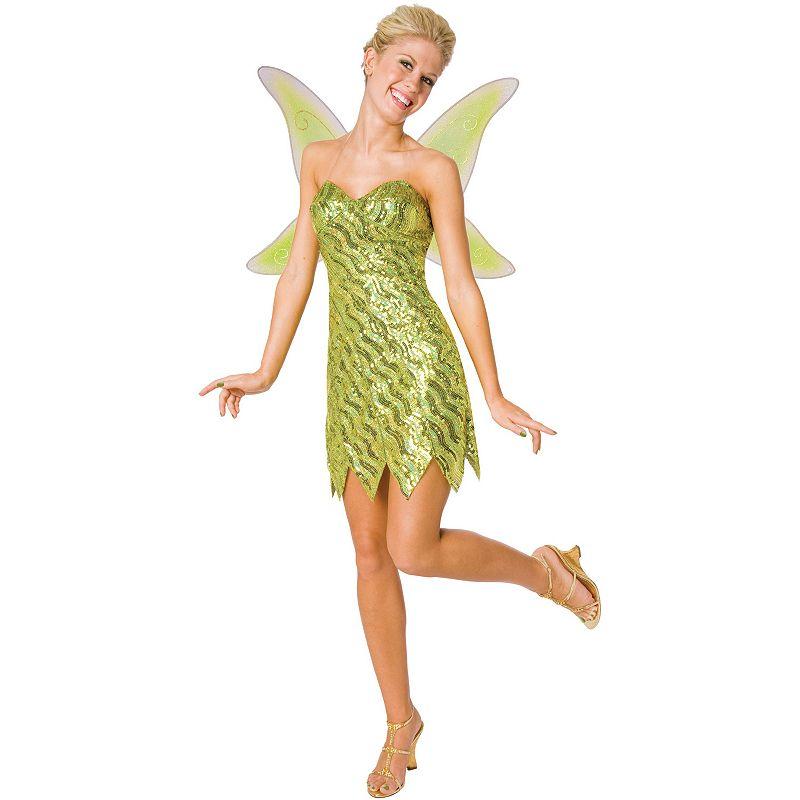 Disney Fairies Tinker Bell Costume - Adult