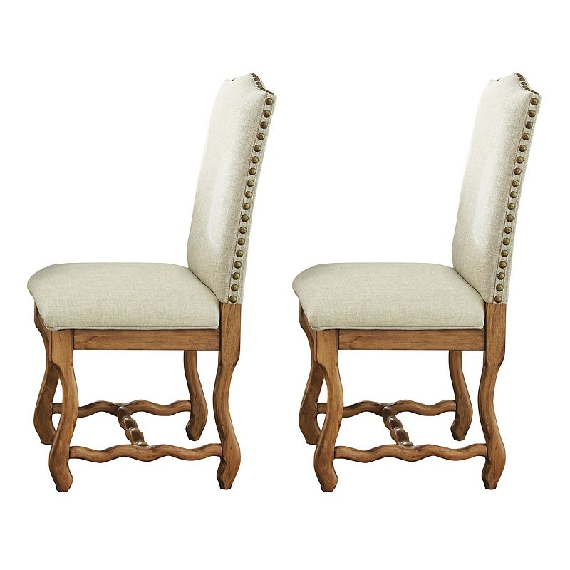 Plymouth 2-piece Dining Chair Set