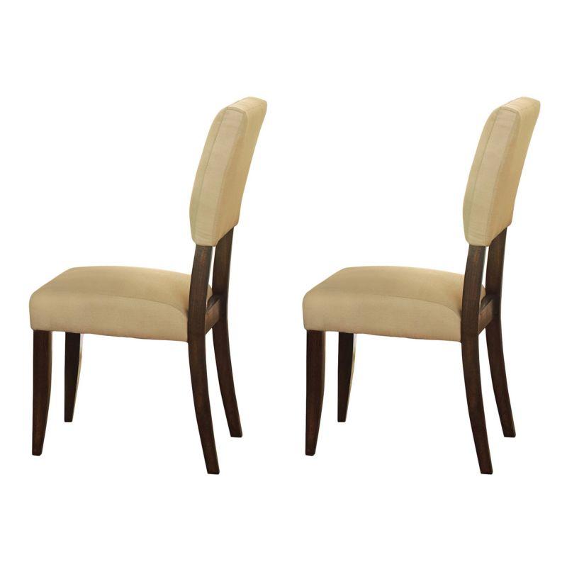 Tiffany 2 piece Dining Chair Set