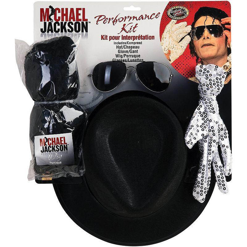 Michael Jackson Performance Costume Accessory Kit - Adult
