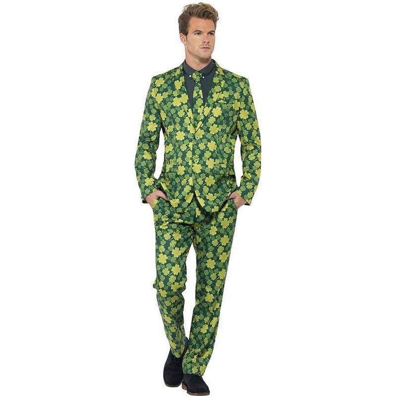 St. Patrick's Suit Costume - Adult