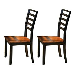 Abaco 2-piece Dining Chair Set by
