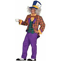 Disney Alice in Wonderland Mad Hatter Costume - Adult
