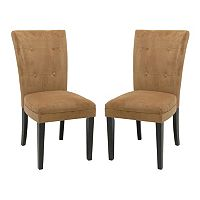 Matinee 2-piece Parsons Chair Set