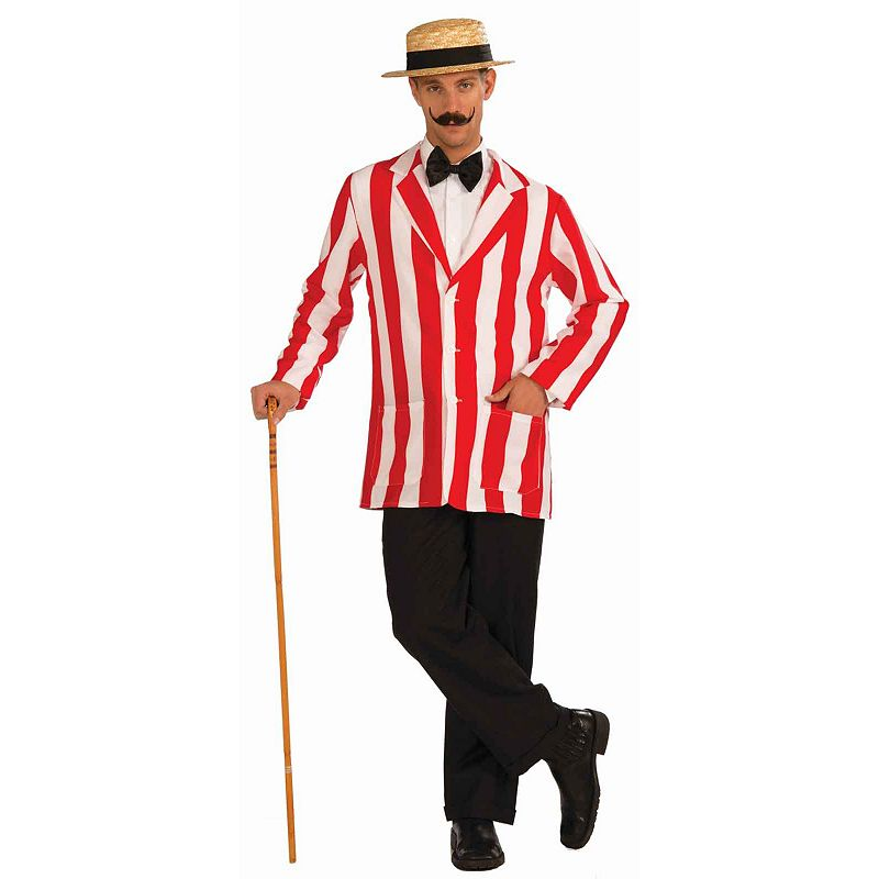 Roaring 20's Old Time Jacket Costume- Adult