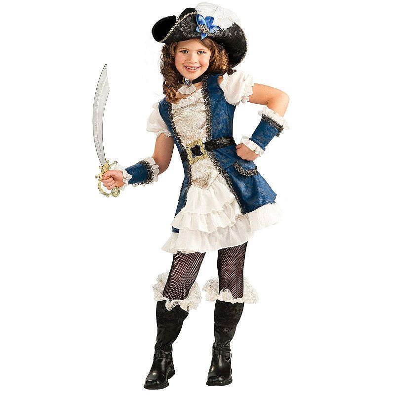 Pirate Girl Costume - Kids