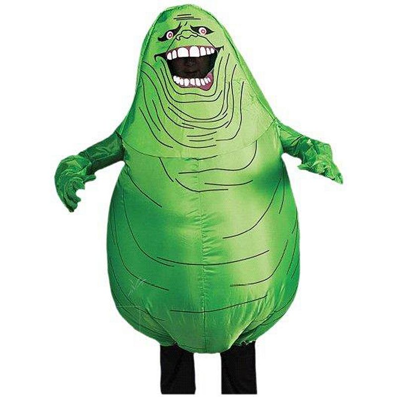Ghostbusters Inflatable Slimer Costume - Adult