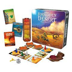 Forbidden Desert Game by Gamewright