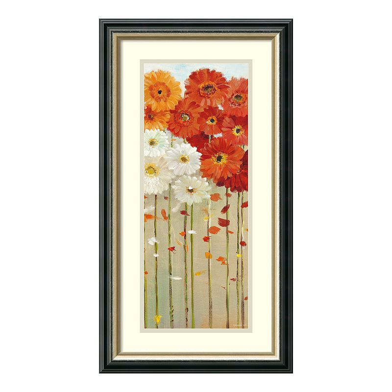 Daisies framed wall decor kohl39s for Good look kohls wall art decals