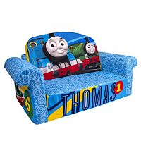 Thomas & Friends Marshmallow 2-in-1 Flip Open Kids Sofa by Spin Master