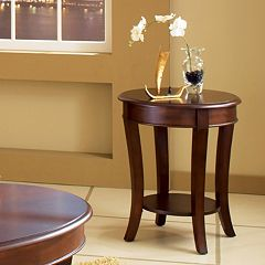 Troy End Table by