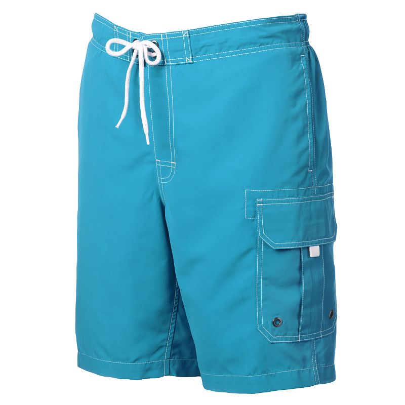 Big & Tall SONOMA life + style® Solid Swim Trunks