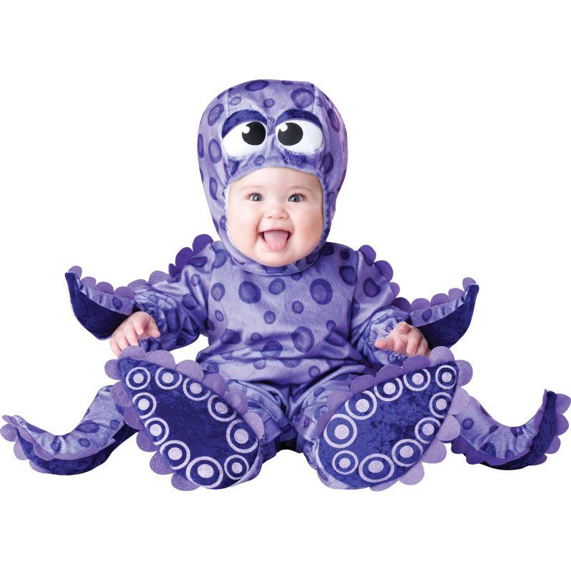 Tiny Tentacles Octopus Costume - Baby (Purple)