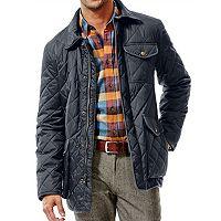 Men's Haggar® Quilted Barn Coat