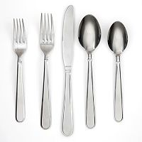 Cambridge Wright Mirror 48-pc. Flatware Set
