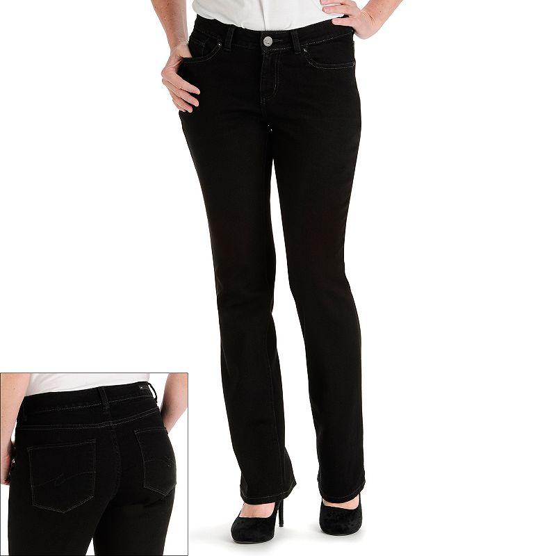 Lee Modern Fit Curvy Bootcut Jeans - Women's