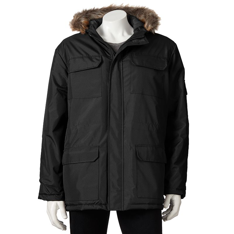 Men's Excelled Oxford Anorak Jacket