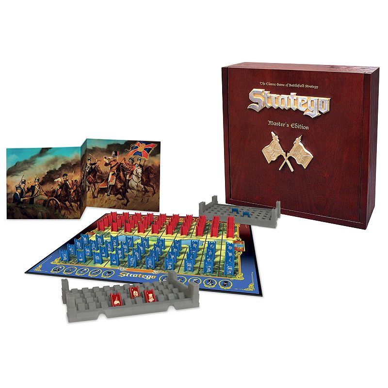 Stratego Master's Edition Game by Patch