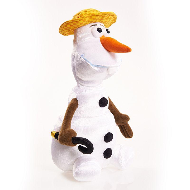 Disney Frozen Singing Olaf Plush