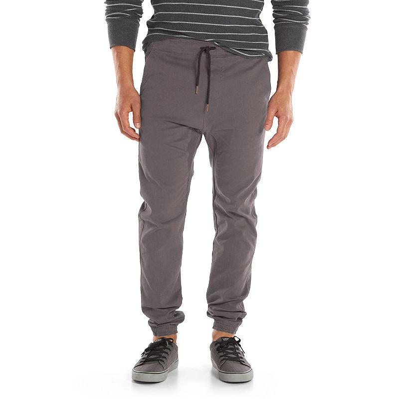 Men's Chor Solid Jogger Pants