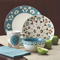 Rachael Ray 16-Piece Dinnerware Set
