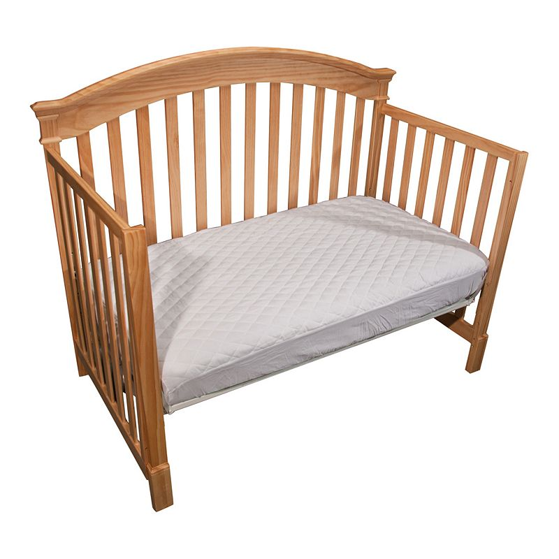 Summer Infant Quilted Fitted Crib Mattress Pad