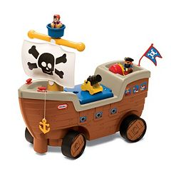 Little Tikes Play 'n Scoot Pirate Ship by