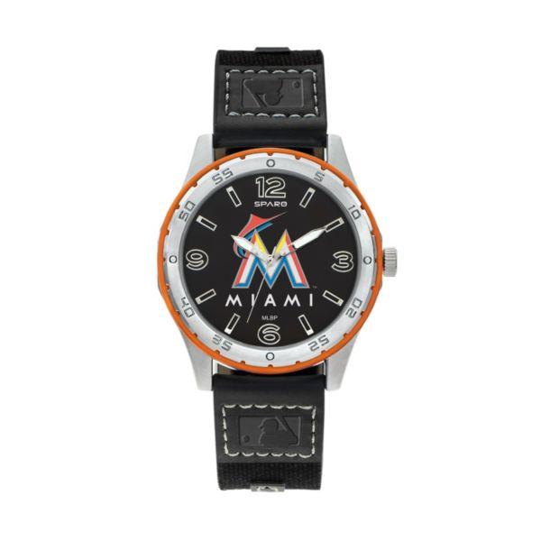 Sparo Men's Player Miami Marlins Watch