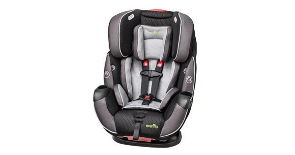 evenflo symphony elite convertible car seat. Black Bedroom Furniture Sets. Home Design Ideas