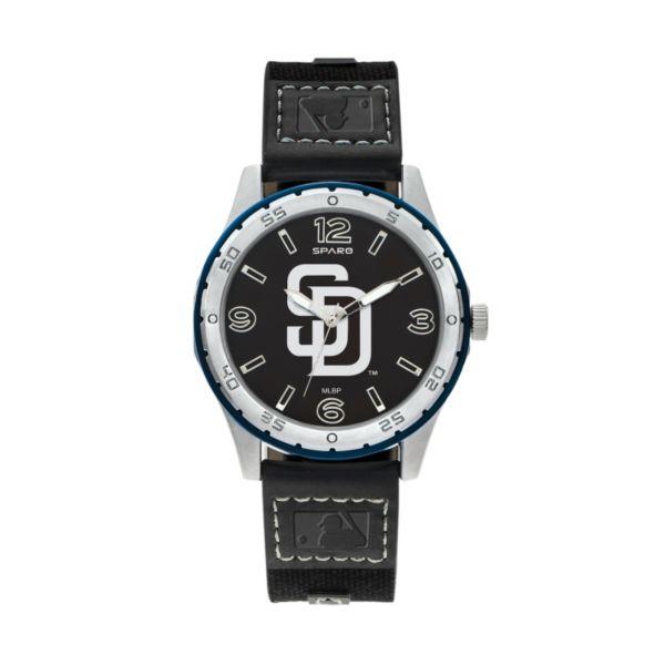 Sparo Men's Player San Diego Padres Watch