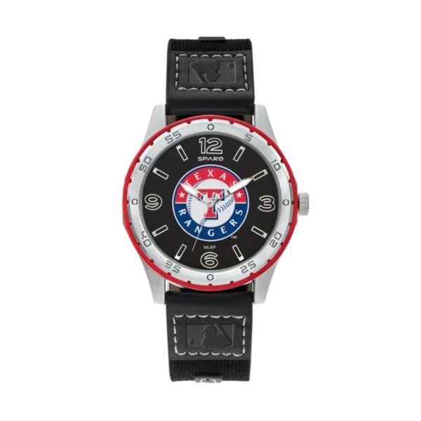 Sparo Men's Player Texas Rangers Watch