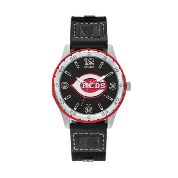 Sparo Men's Player Cincinnati Reds Watch