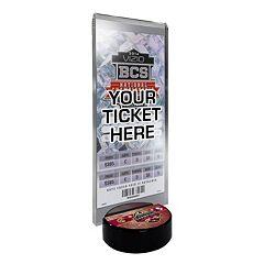 Florida State Seminoles 2013 BCS National Champions Desktop Ticket Display Stand