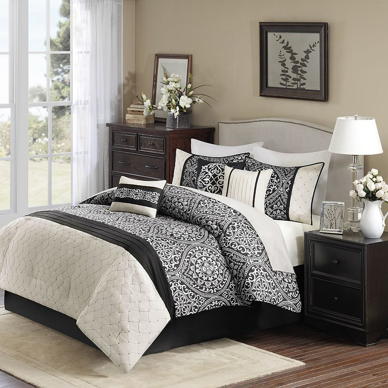 Madison Park Adonis 7-pc. Comforter Set