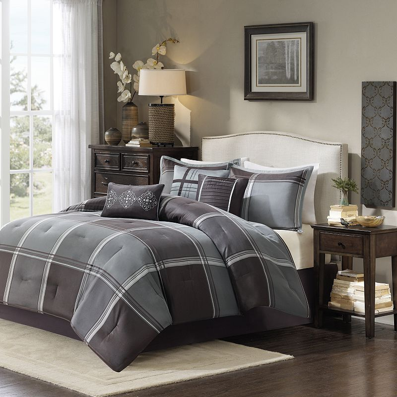 Madison Park Carlton 7-pc. Comforter Set