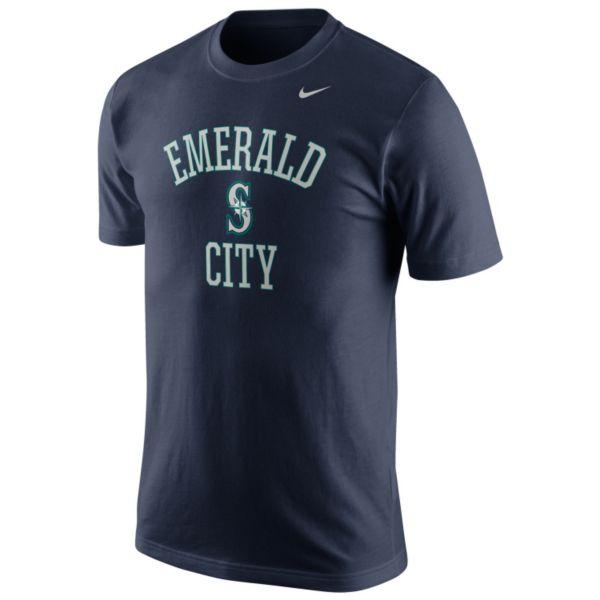Men's Nike Seattle Mariners Local Phrase Tee