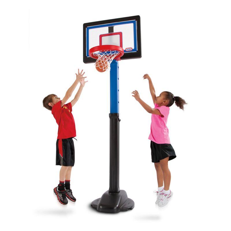 Little Tikes Play Like a Pro Basketball Set, Clrs thumbnail