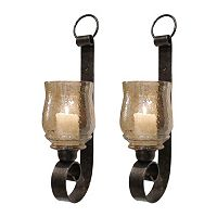 Joselyn 2-piece Candle Wall Sconce Set