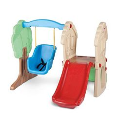 Little Tikes Hide & Seek Climber & Swing by