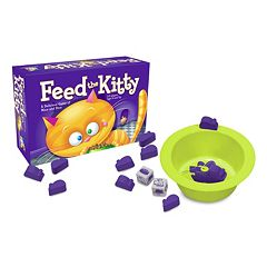 Feed The Kitty Board Game by Gamewright