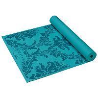 Gaiam Neo-Baroque 3-mm Thick Yoga Mat